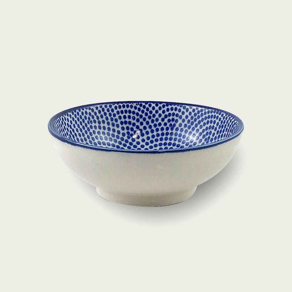 Kyoto ciotola bassa per salse cm.7.5 in porcellana