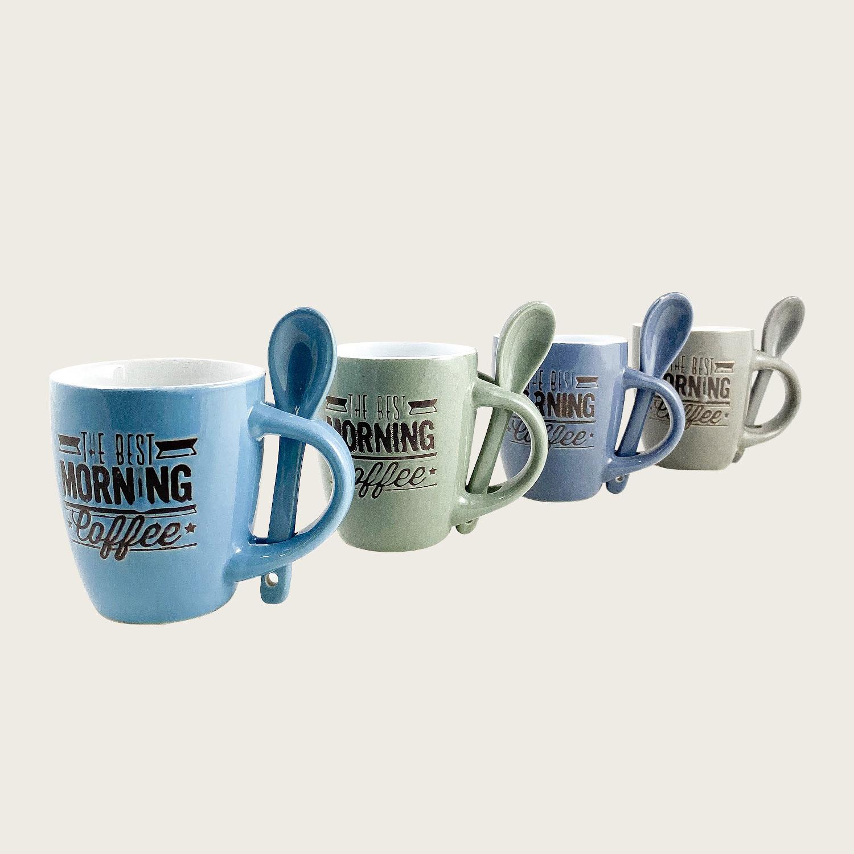 SET 4 TAZZINE CAFFE'